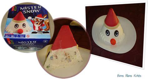 dessert glace de noel idee repas noel surgel 233 s thiriet testeur de produit alimentaire bons plans fut 233 s