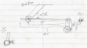 Manual Transfercase Lever - Dodge Diesel