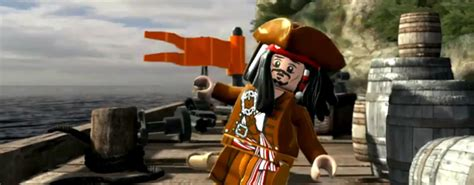 Lego Pirates Of The Caribbean Unlockable Characters
