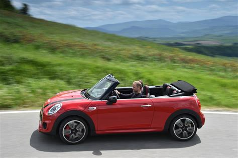 John Cooper Works Variant Added To New Mini Convertible