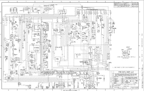 i 2003 fl70 freightliner and i need a wiring diagram