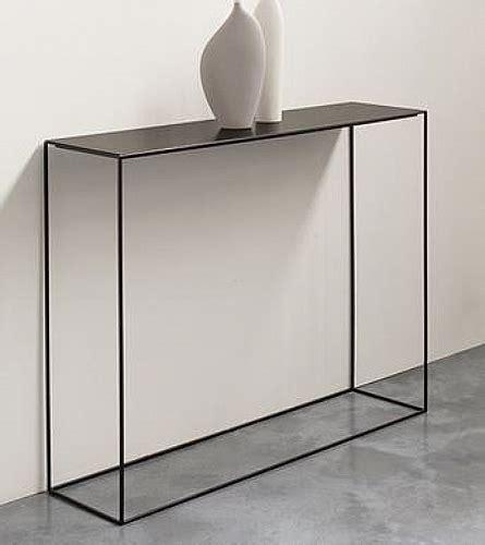 console métal zeus meuble d 39 appoint console et dos
