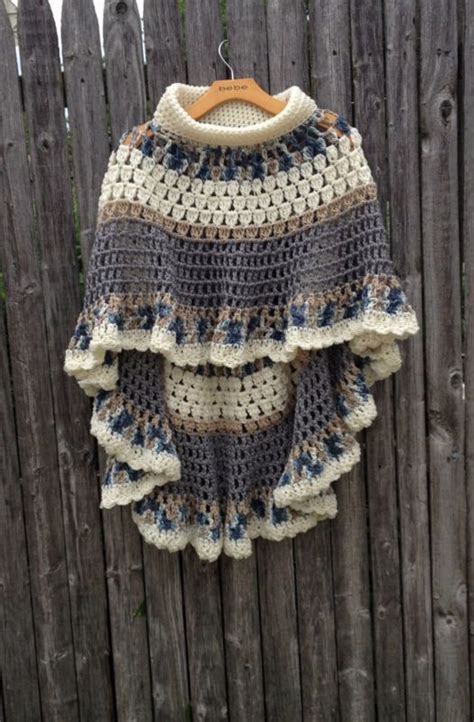 Crochet Circular Shawl Pattern