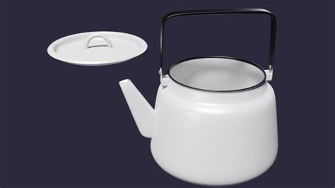 teapot  models   teapot  formats cd max obj fbx ma blend ds dm