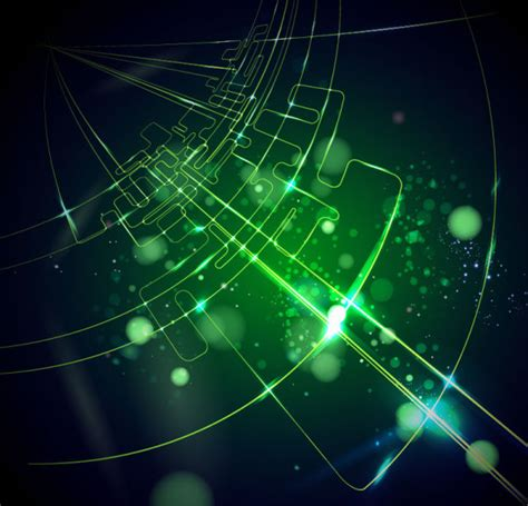 Dynamic Backgrounds Abstract Dynamic Light Lines Vector Backgrounds Vector 03
