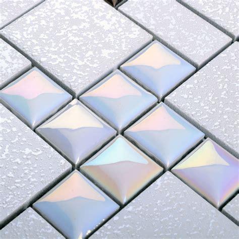 brown tile backsplash wholesale porcelain mosaic floor tile grey square