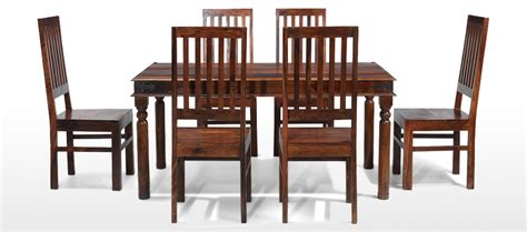 next steps table with storage and 4 chairs set espresso jali sheesham 160 cm thakat dining table and 6 chairs