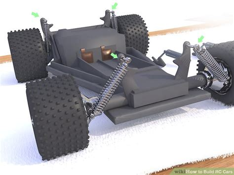 build rc cars  steps  pictures wikihow