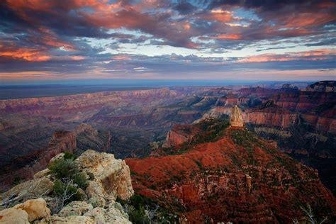 united states arizona grand canyon canyon rock point
