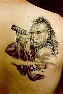 Native American Warrior Symbol Tattoos Blackfoot indian ...