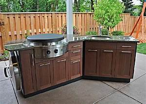 Outdoor kitchen cabinets lowes wow blog for Kitchen cabinets lowes with wall garden art