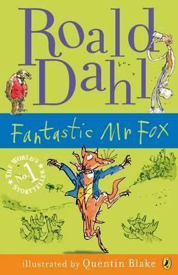 fantastic  fox roald dahl