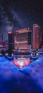 The River of Live Kuala Lumpur iPhone X Wallpaper Download ...