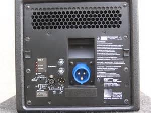 Home Audio Speaker Cabinets by Meyer Sound Cq1 Cq2 Image 283700 Audiofanzine