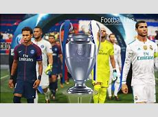 PES 2018 UEFA Champions League Final Real Madrid vs