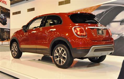 2016 Fiat 500x Pricing, Colors And Reallife Photos