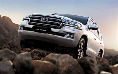 Toyota Land Cruiser 4k Wallpapers by Wallpapers Toyota Land Cruiser 200 2018 4k