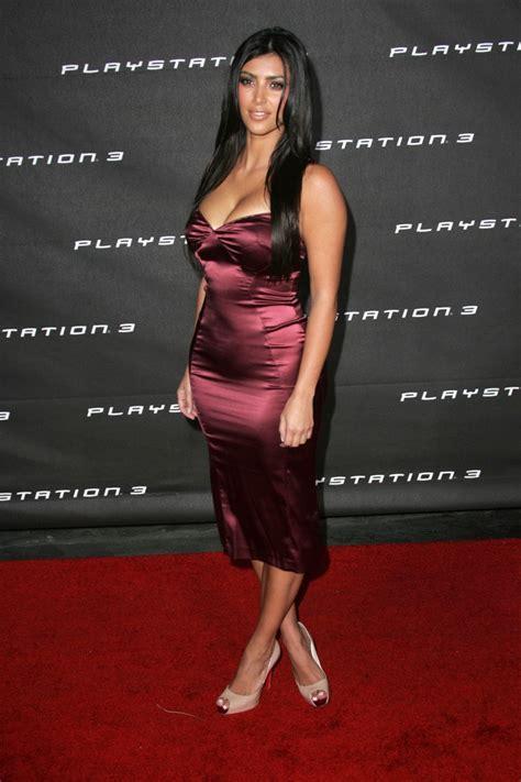 Kim Kardashian Style Kim's Top Red Carpet Outfits