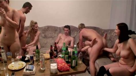 Simple House Party Of College Students Turned Into Hot