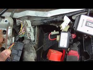 Cbr 929 Main Frame Removal  Install Pt1