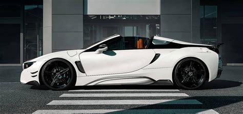 Bmw I8 Roadster Modification by Ac Schnitzer Bmw I8 Roadster Styling Kit Revealed