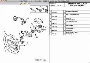 Citroen Xsara Picasso Stereo Wiring Diagram