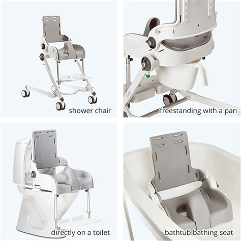 r82 flamingo toilet bathing chair for children with