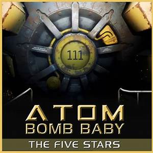The Five Stars - Atom Bomb Baby Lyrics | Musixmatch