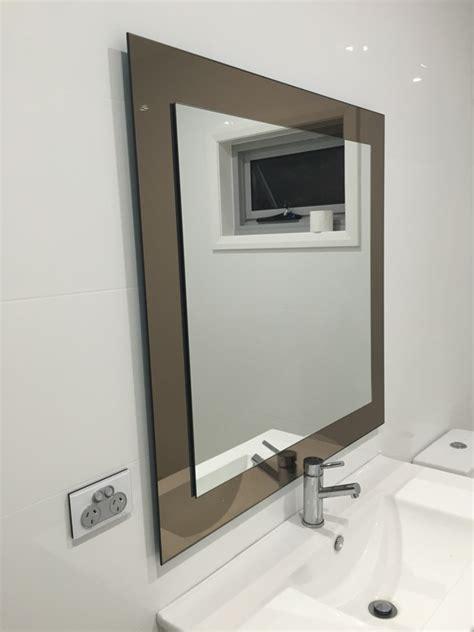 Frameless Bathroom Mirrors Sydney by Frameless Mirrors Sydney White Bathroom Co