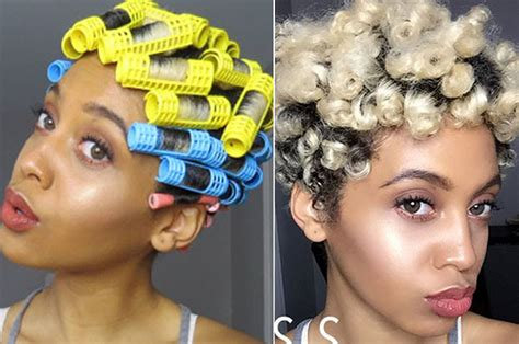 17 Gorgeous Natural Hairstyles That Are Easy To Do On