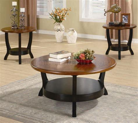 brown cappuccino  tone finish modern pc coffee table set
