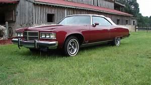 1975 Pontiac Grandville Convertible