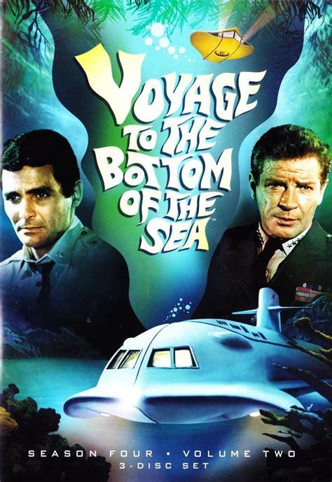 voyage sea tv bottom season dvd seaview volume beachbumcomics shows beach comics seas lom herbert 60s sci fi lone