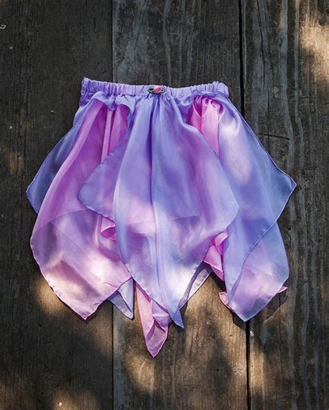 silk fairy skirt toddler size oompa toys