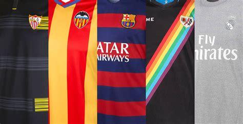 Sternzeichen Löwe 2015 by 2015 16 La Liga Kits Special All 15 16 Liga Bbva Shirts