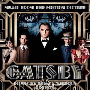 The Great Gatsby Soundtrack (Cust. Cover) by ...
