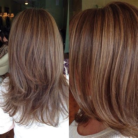 honey highlights on light brown hair honey blonde highlights and light brown lowlights hair