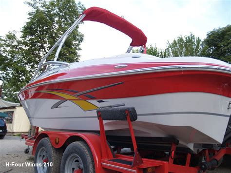 Four Winns Boats New Hshire by Four Winns H 210 For Rent Budapest Danube