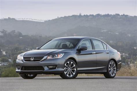 Honda Accord Ratings by 2014 Honda Accord Sedan Review Ratings Specs Prices