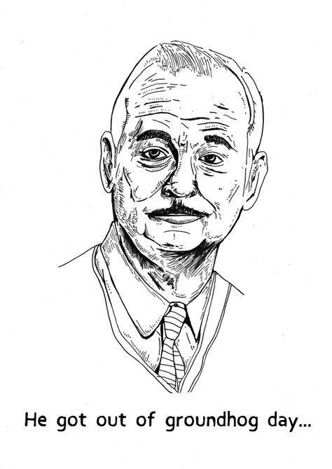 bill murray coloring book bill murray murray somerville illustration