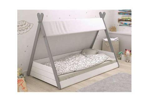 Tipi Kinderzimmer Ebay by Kinderbett Tipi Bett Spielbett Kinderzimmer Perle Wei 223 Und