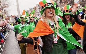 st 39 s day celebrations in dublin ireland before