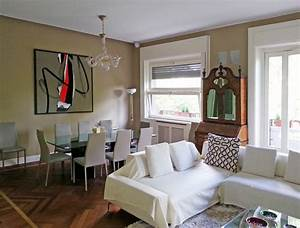 Arredare soggiorno moderno - arredo salotto classico