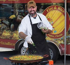 Chef Paul Schmidgall Takes His Passion for Paella to New ...