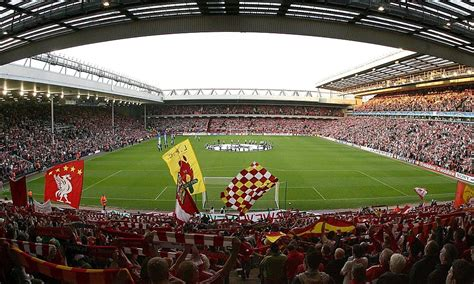 Liverpool to rebuild Anfield and knock down streets ...