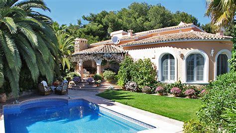 huis kopen spanje zuid luxe villas huis te koop spanje moderne villa costa