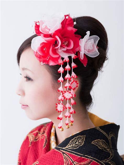 Kimono Accessories Japan Hair Style 1702 In Box   Buy