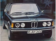 BMW 320 1977 Review, Amazing Pictures and Images – Look