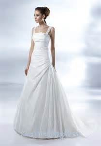 wedding dresses uk straps ruched white trian bridal dresses uk stylespoint