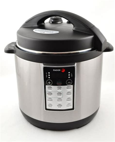 cooker fagor pressure rice stove brown bad cook multi electric tasty ultimate ratio water grains every perfect functions